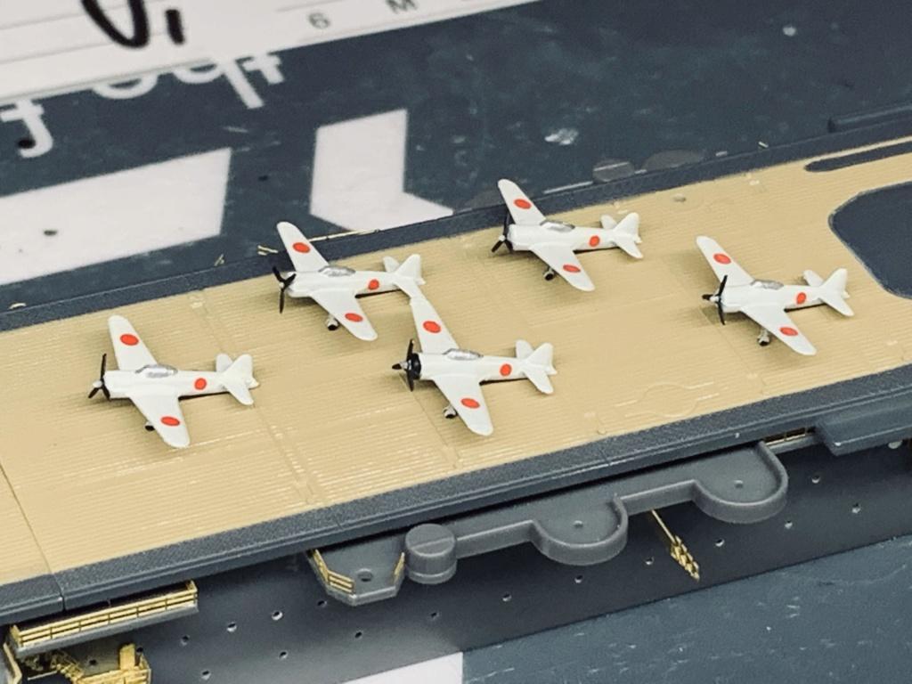 Porte avions SHOHO 1/700 - Hasegawa Img_1711