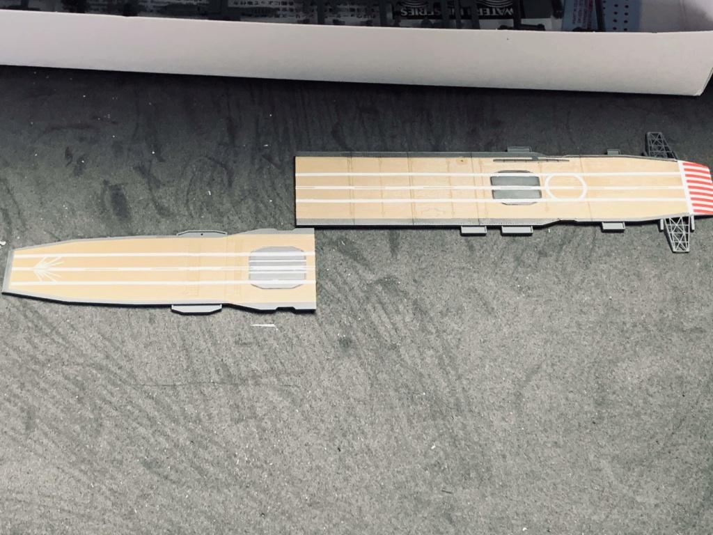 Porte avions SHOHO 1/700 - Hasegawa Img_1713