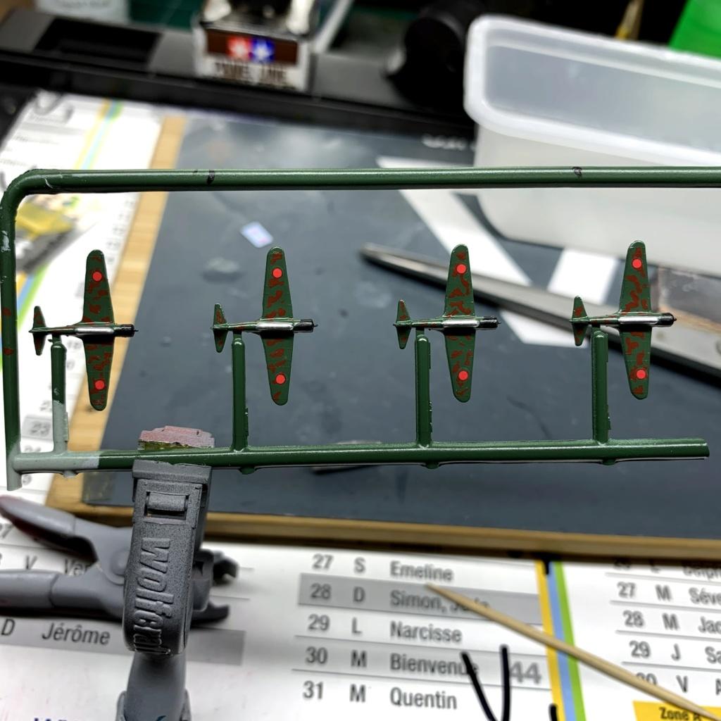 Porte avions SHOHO 1/700 - Hasegawa Img_1719
