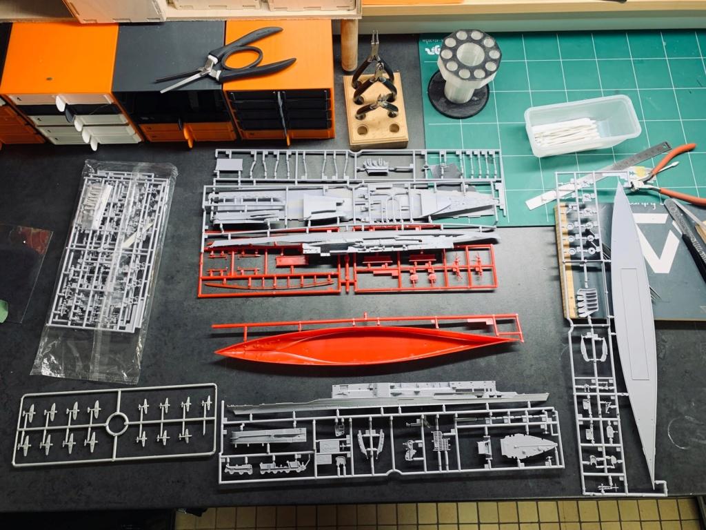 AKAGI 1/700 + kit super détaillage et pont bois Img_1918