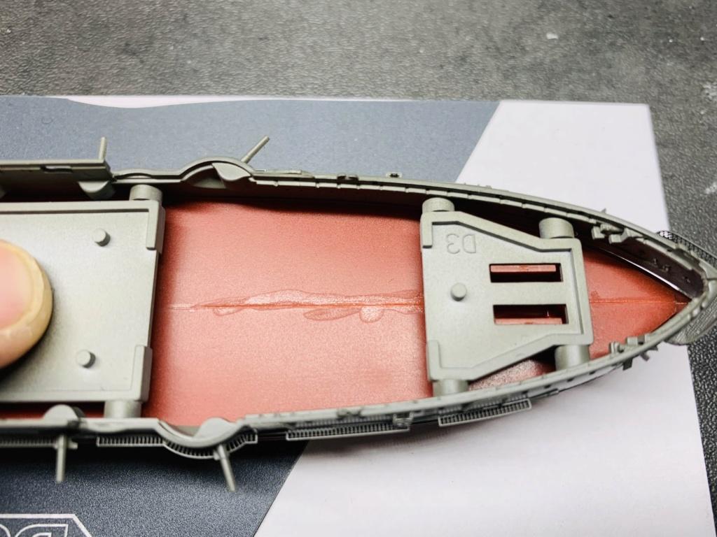 LE MIKASA 1/700 de HASEGAWA full hull + PE + wood deck Img_2517