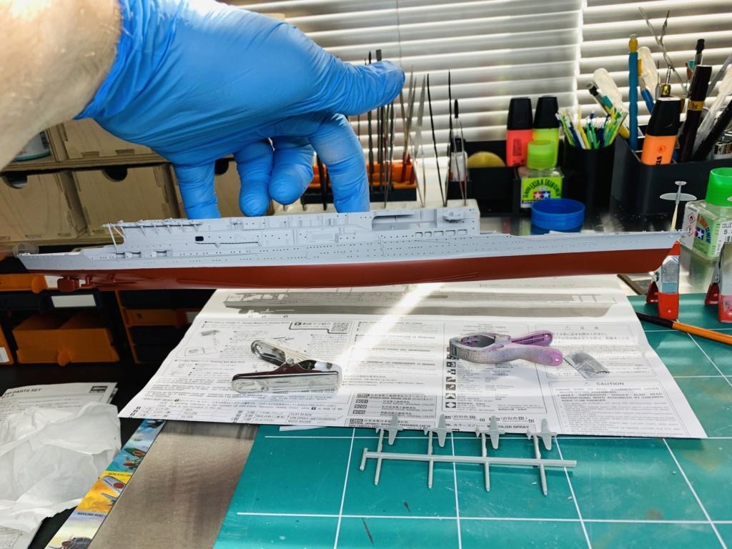 AKAGI 1/700 + kit super détaillage et pont bois - Page 2 Img_2819