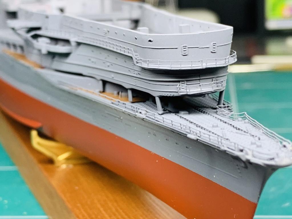AKAGI 1/700 + kit super détaillage et pont bois - Page 2 Img_2910