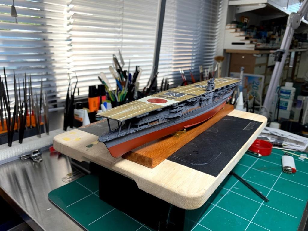 AKAGI 1/700 + kit super détaillage et pont bois - Page 3 Img_3211
