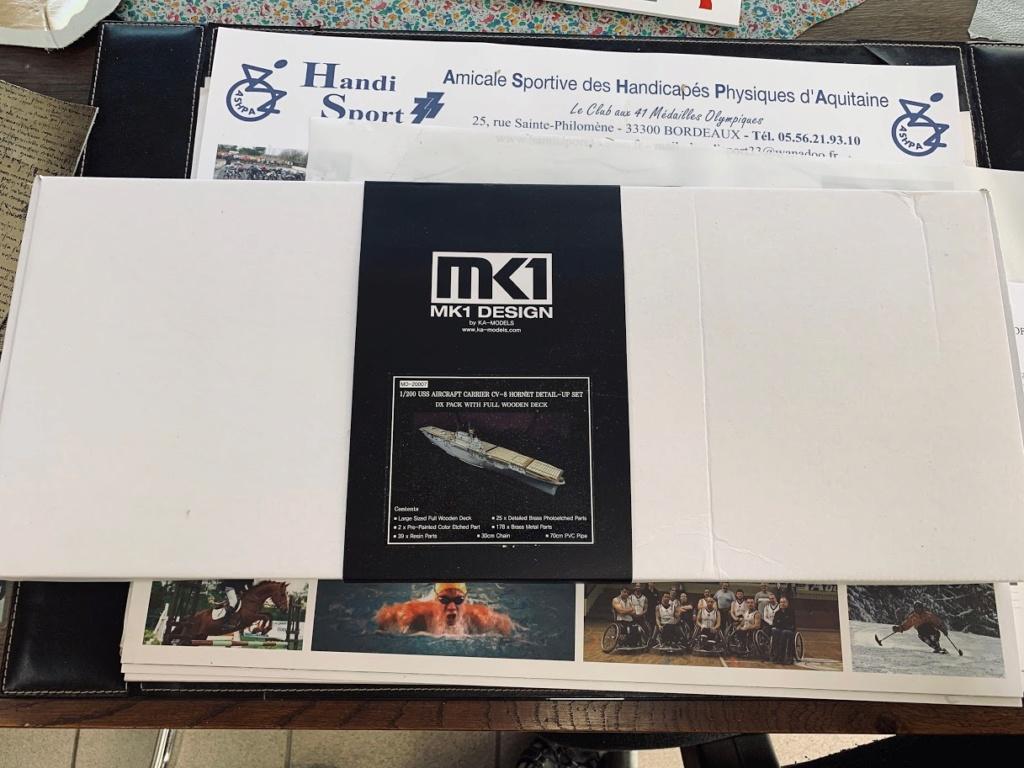 USS HORNET 1/200 MERIT + BIG ED Eduard + MK1 - Page 2 Mk1-0010