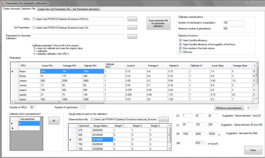 Calibração automatica, erro de leitura de dados. Captur14