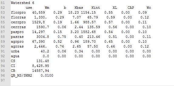 Calibração automatica, erro de leitura de dados. Captur16