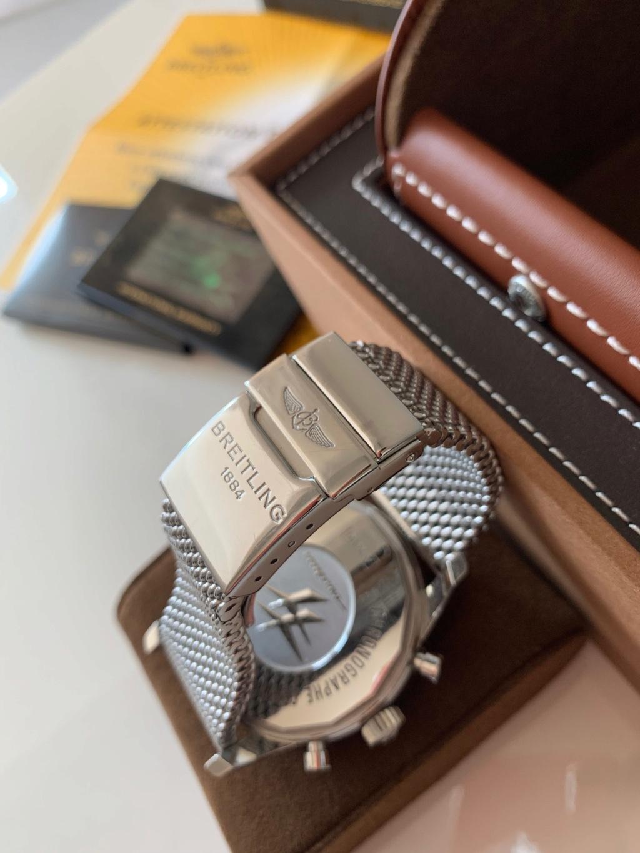 Vends - [Vends] Breitling Transocean Chronograph Unitime Img_6111
