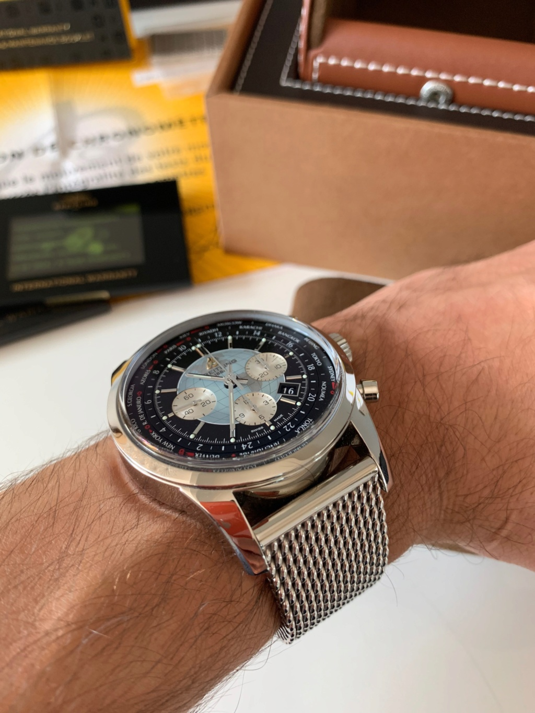 Vends - [Vends] Breitling Transocean Chronograph Unitime Img_6116