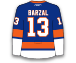 New York Islanders Barzal10
