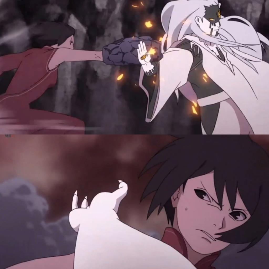 Chyio,mei e kurotsuchi vs hidan e kakuzu 20200195