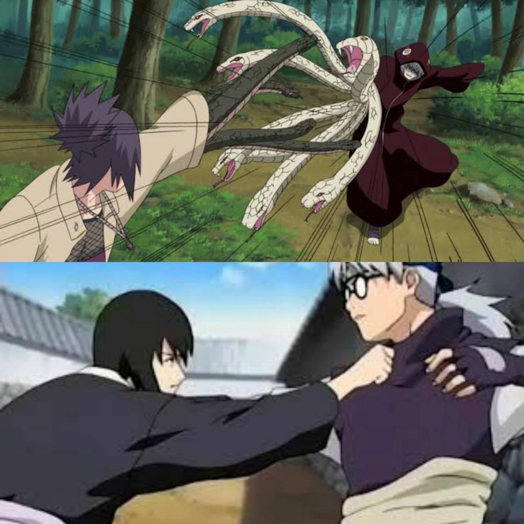 Duelo de aprendizes dos Sannin: Anko vs. Shizune vs. Konan 20201112