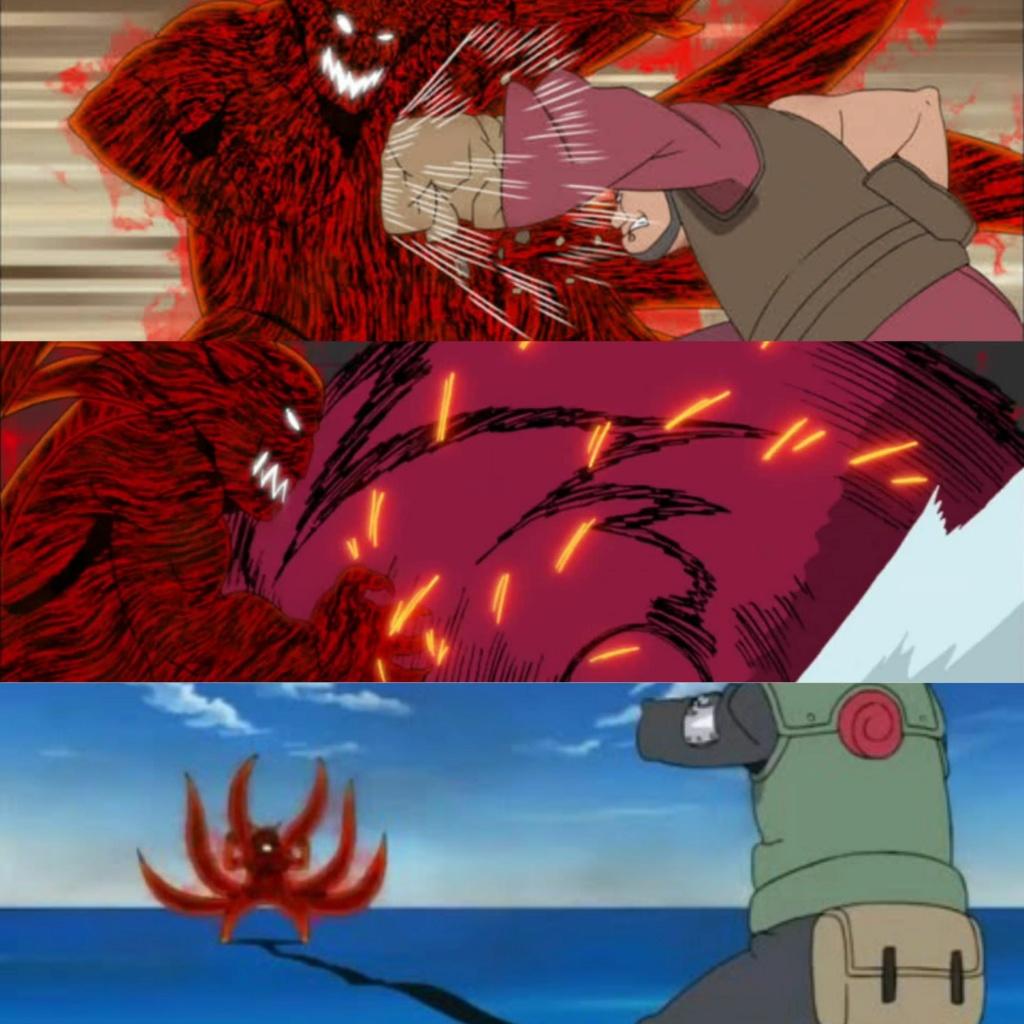 Tsunade e Sakura Vs Kinkaku e Ginkaku 20201119