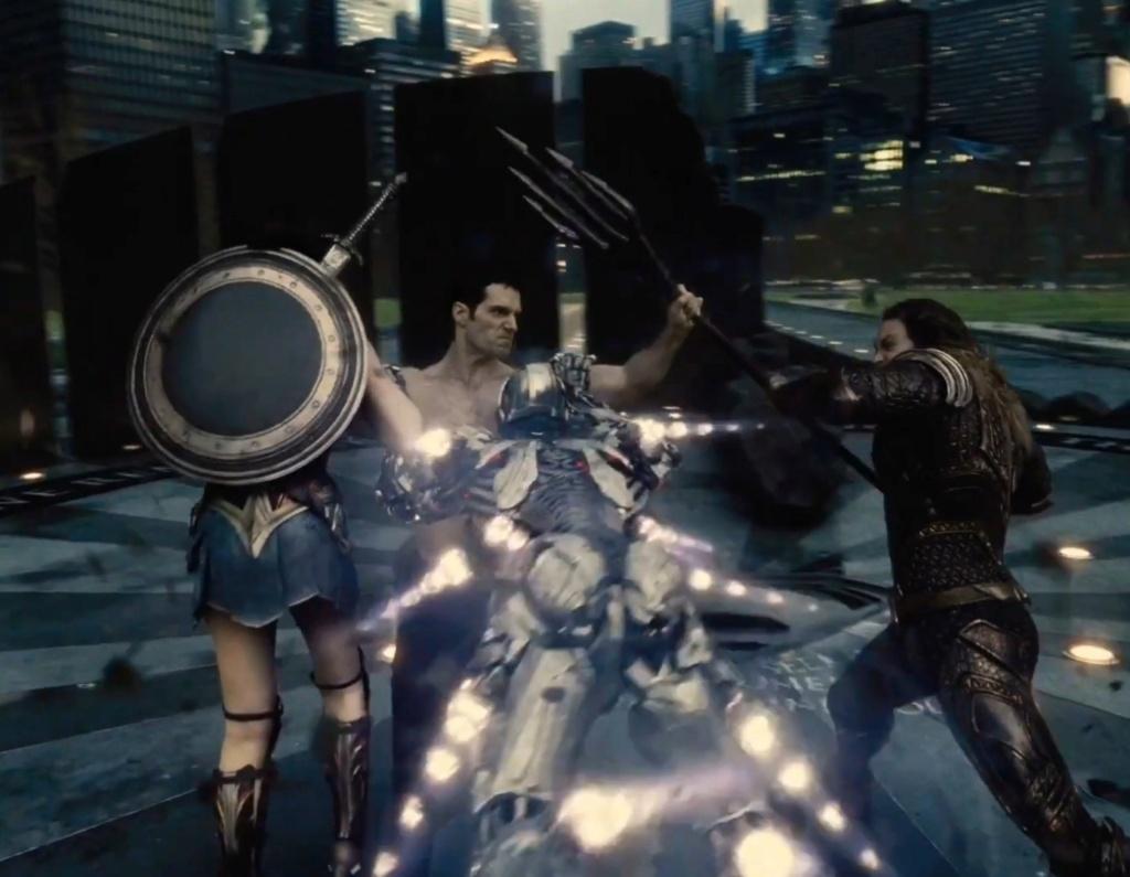 Tsunade vs Wonder Woman DCEU 20210462