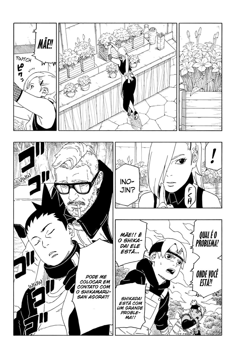 Hinata consegue identificar chacra melhor que a Ino?   30a10