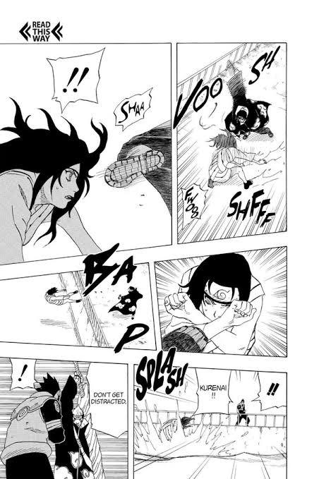 Tsunade vs Itachi e Kisame (Clássico) Image319