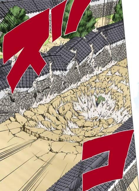 Tsunade vs Itachi e Kisame (Clássico) Image321