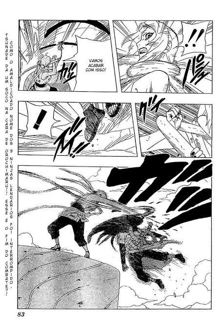 Tsunade vs Itachi e Kisame (Clássico) Image327