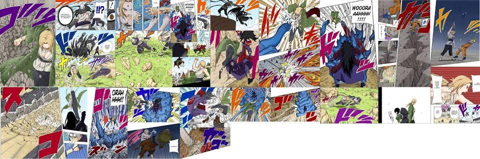 Qual o 3° melhor usuário de taijutsu da obra? - Página 5 Image341