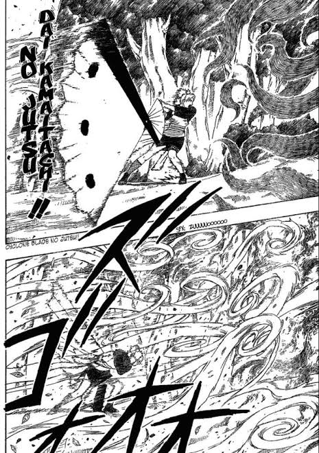 Desmistificando: A velocidade e agilidade extrema da Tsunade - Página 5 Images36