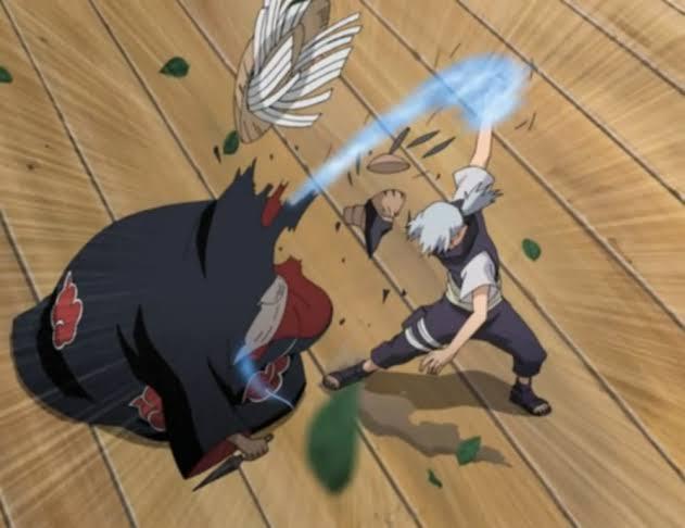 Ninjas de Nvl Kage e Jounin que derrotariam Tsunade!  Images87