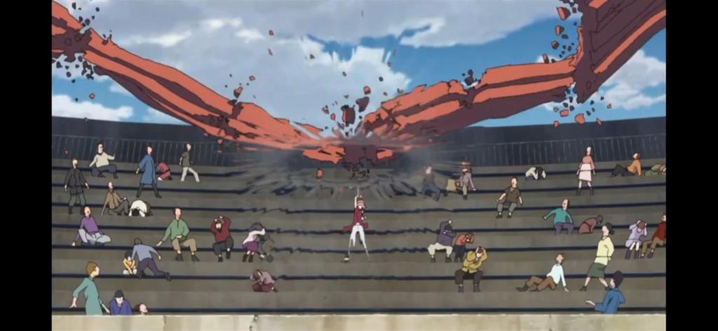 Sakura Vs Yamato e Zabuza - Página 3 Screen77