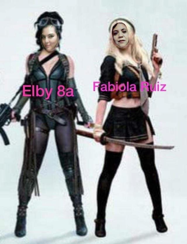 """TERRY GIRLS, DESPEDIDA DEL CUARTEL Y FORO ROSA, 10 de 10, 22:30 hrs."" BY Ampy Caballero .Capri67  Capry_15"