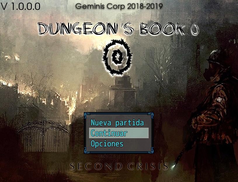 Presentamos: ¡Dungeon's Book 0 - Second Crisis! (ACTUALIZADO 08/05/19) Captur10