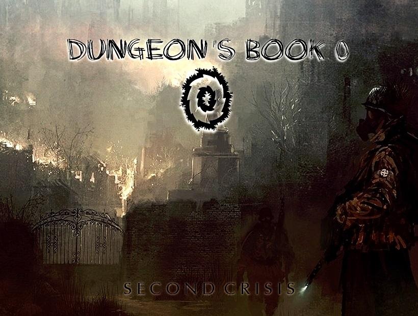 Presentamos: ¡Dungeon's Book 0 - Second Crisis! (ACTUALIZADO 08/05/19) Portad10