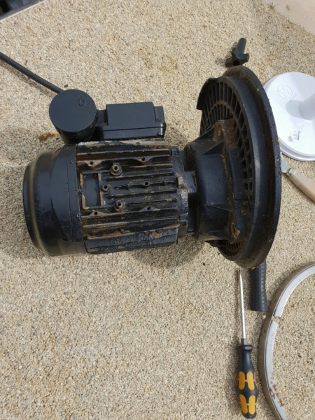 Démontage pompe escatop 20190520