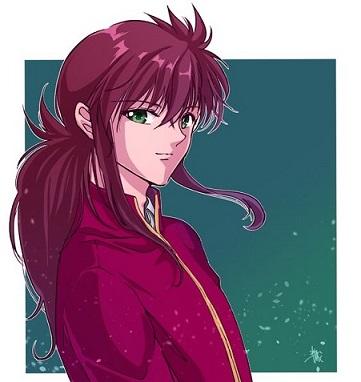 ON Ayaka: A alma de uma flor demoníaca  5b79c210