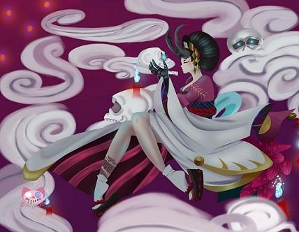 ON Ayaka: A alma de uma flor demoníaca  - Página 2 Alma210