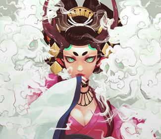 ON Ayaka: A alma de uma flor demoníaca  - Página 2 Lde11