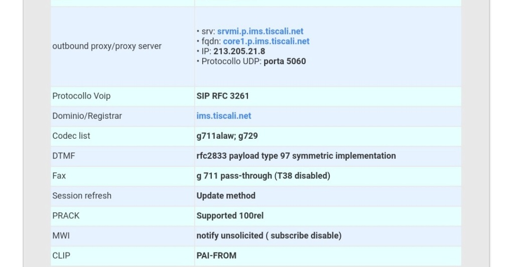 Timeout dell'autenticazione PPP con Tiscali Fttc Screen10