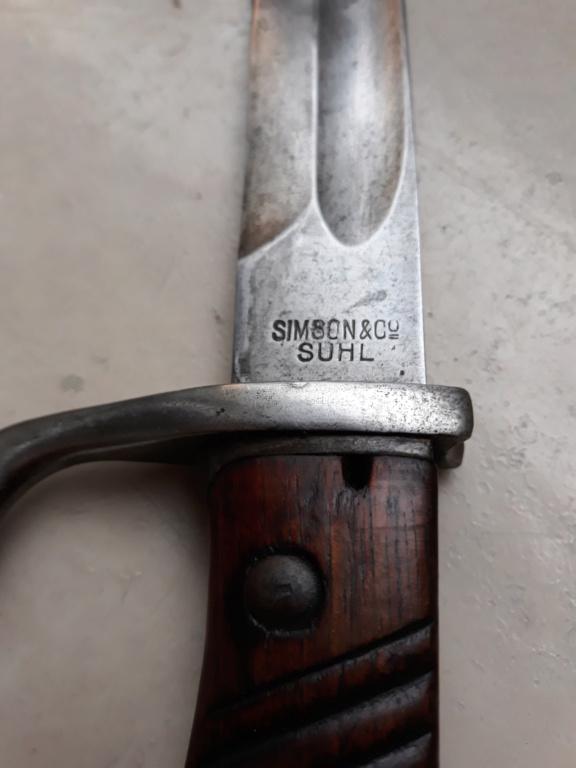 Baionette  15628618