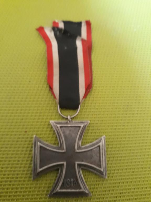 Croix de fer allemande ww2  15631214