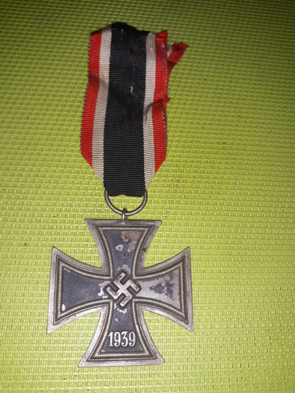 Croix de fer allemande ww2  15631216