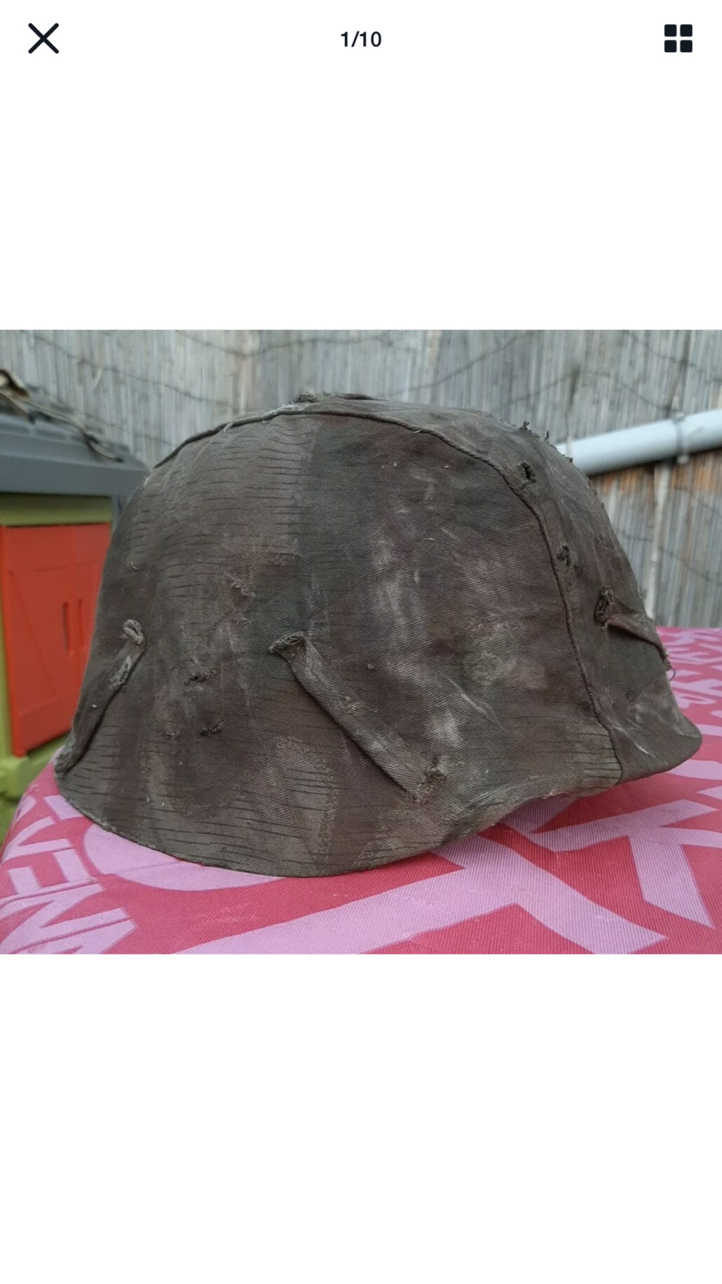 Couvre casque  A5559910