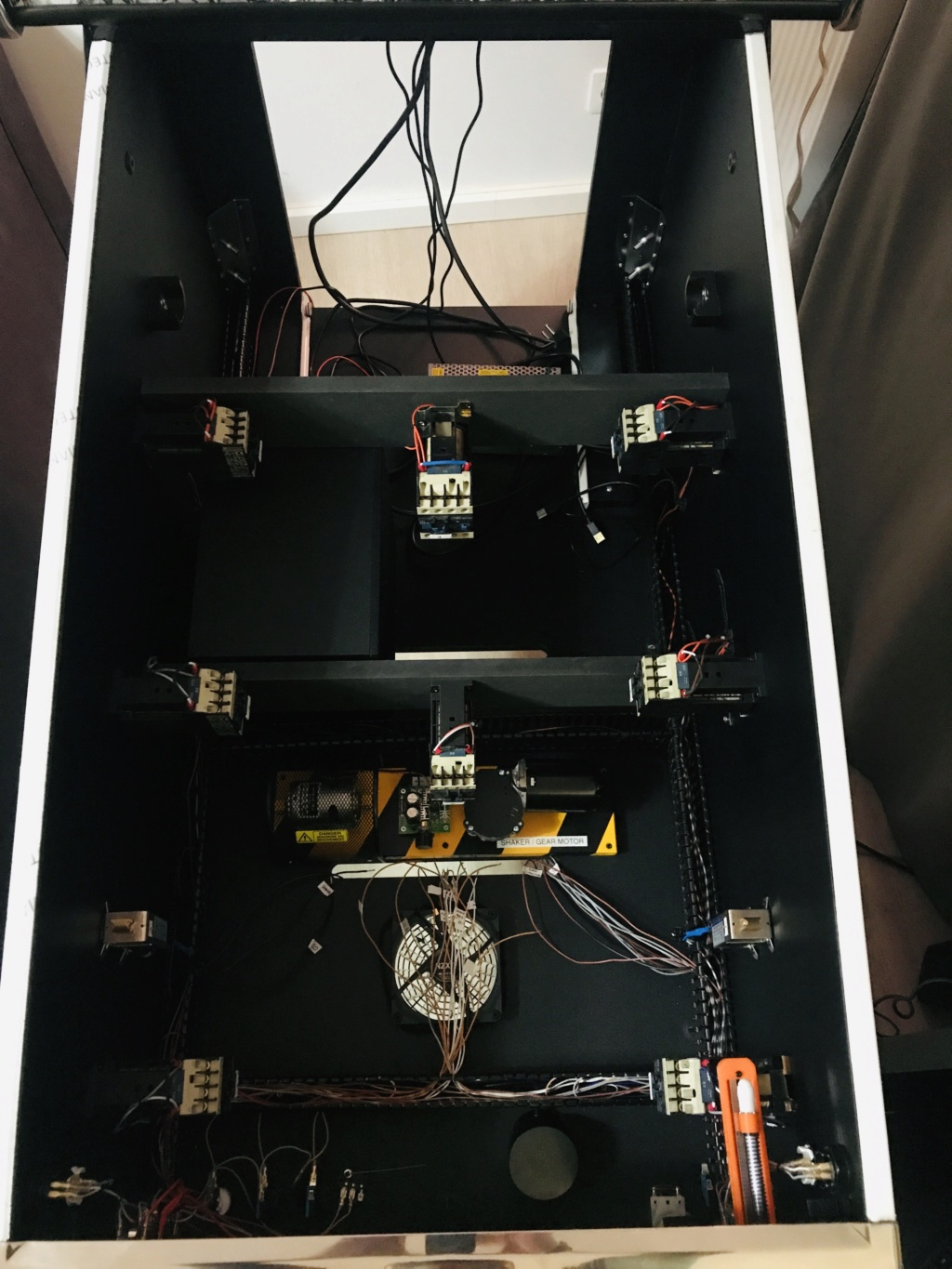 "[WIP] 100% PINCAB Back To The Pinball WIDEBODY 43"" 4K - 32"" FHD 2019-017"
