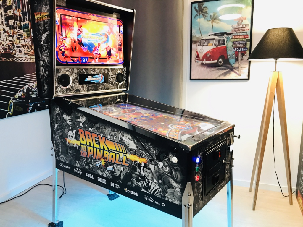 "[WIP] 100% PINCAB Back To The Pinball WIDEBODY 43"" 4K - 32"" FHD 2019-035"