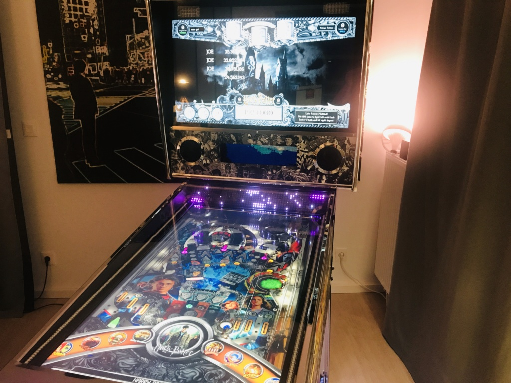 "[WIP] 100% PINCAB Back To The Pinball WIDEBODY 43"" 4K - 32"" FHD 2019-040"