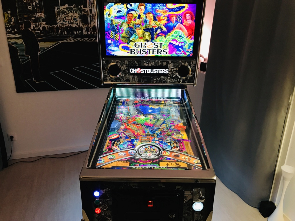 "[WIP] 100% PINCAB Back To The Pinball WIDEBODY 43"" 4K - 32"" FHD 2019-041"