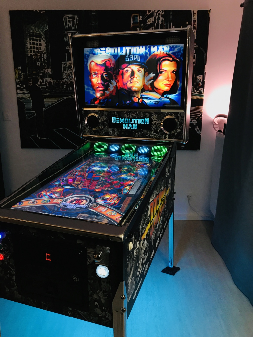 "[WIP] 100% PINCAB Back To The Pinball WIDEBODY 43"" 4K - 32"" FHD 2019-042"