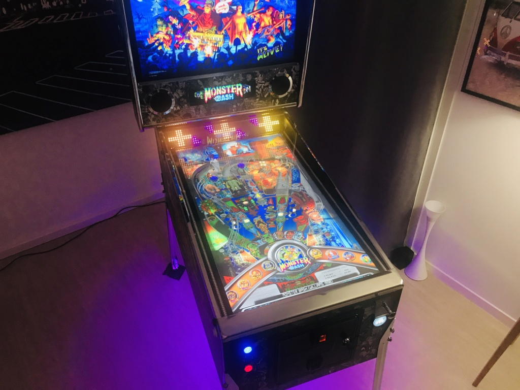 "[WIP] 100% PINCAB Back To The Pinball WIDEBODY 43"" 4K - 32"" FHD 2019-044"