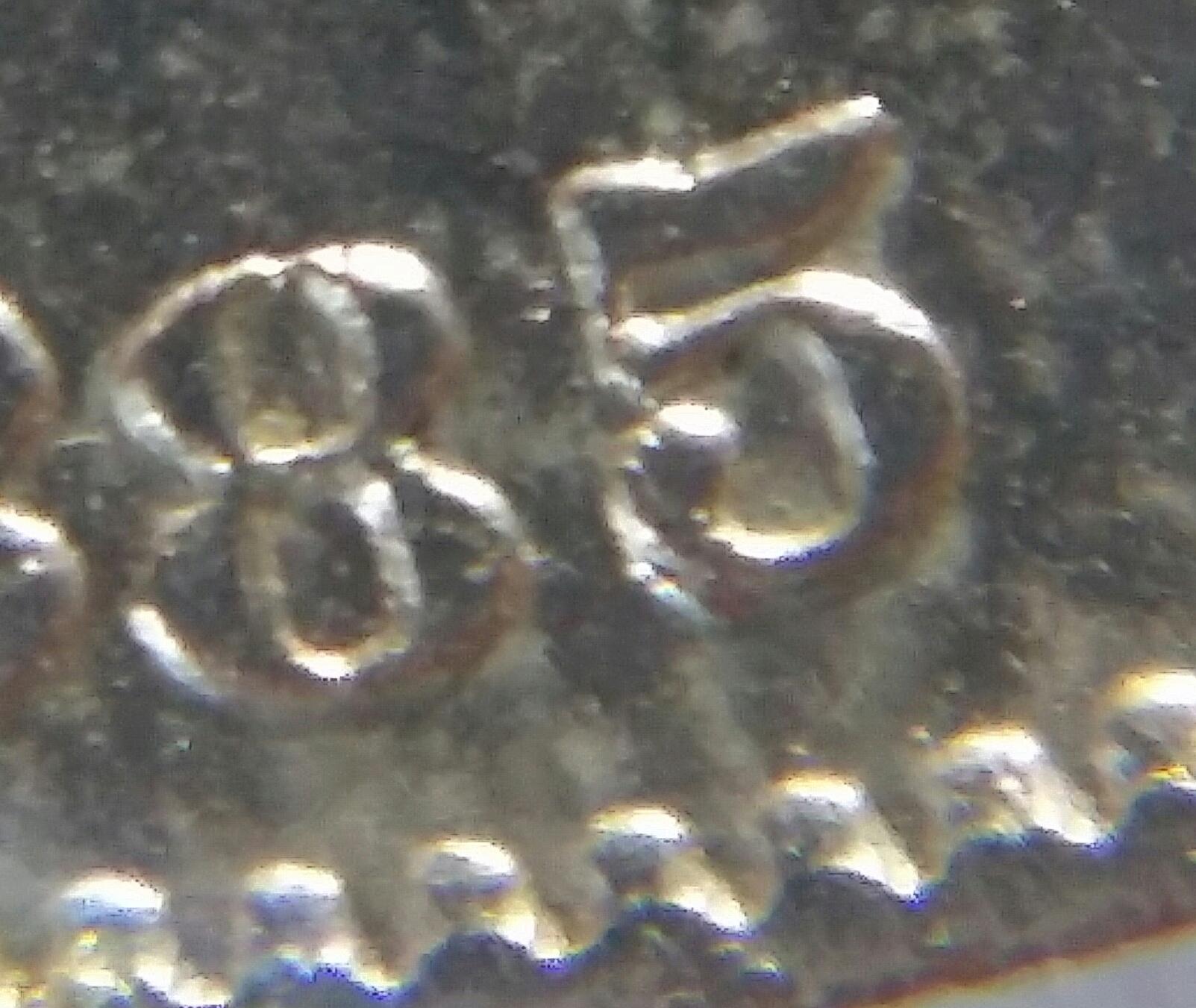 50 Centavos de Peso ¿1883 o 1885 acuñado sobre 1883?. Alfonso XII. Islas Filipinas. - Página 4 20190843
