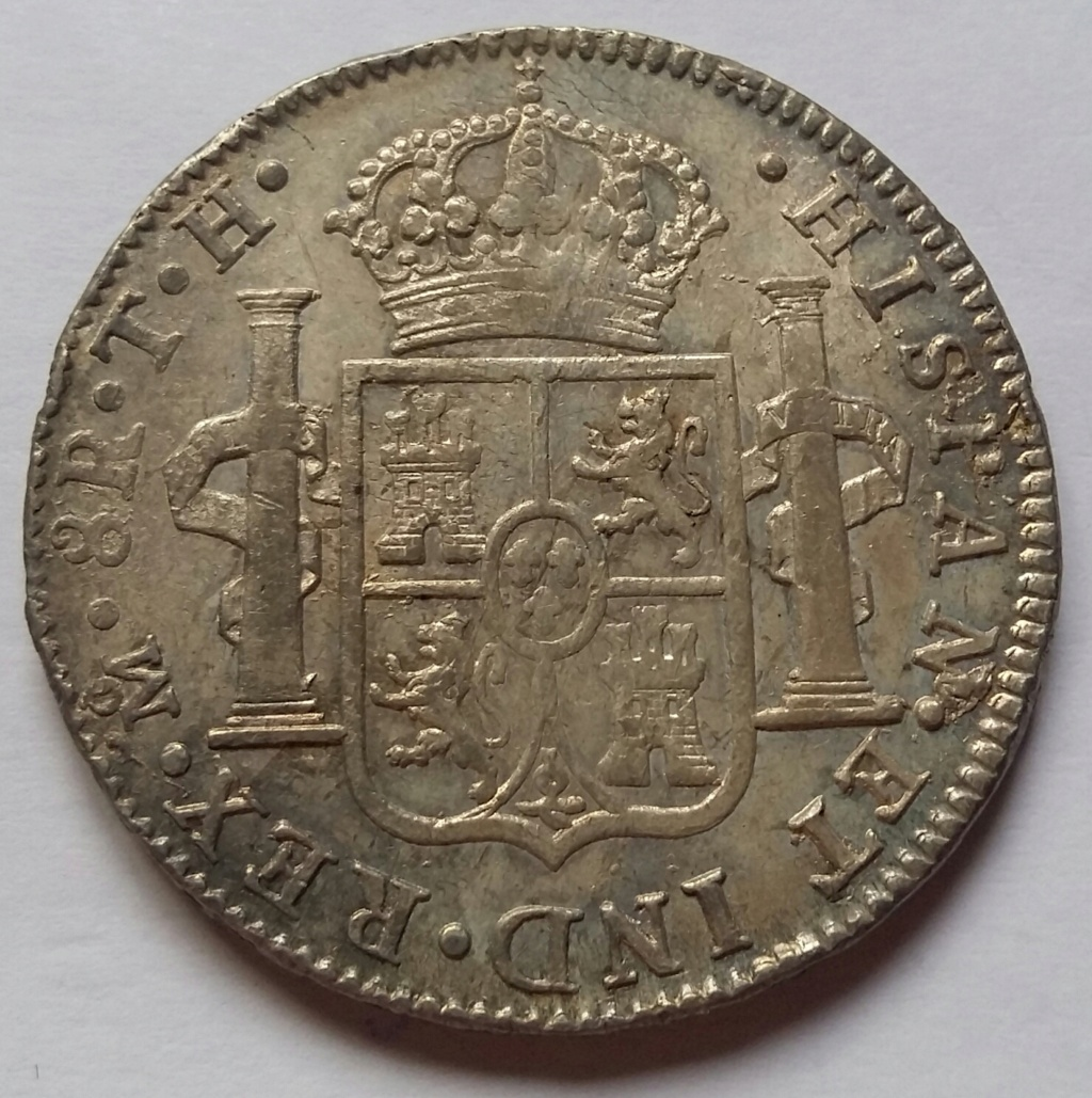 8 Reales 1808. Fernando VII. México TH  - Página 2 8_rea101