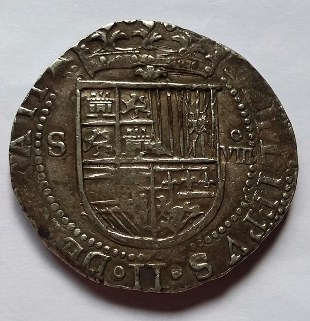 8 Reales. Felipe II. Sevilla D 8_rea127