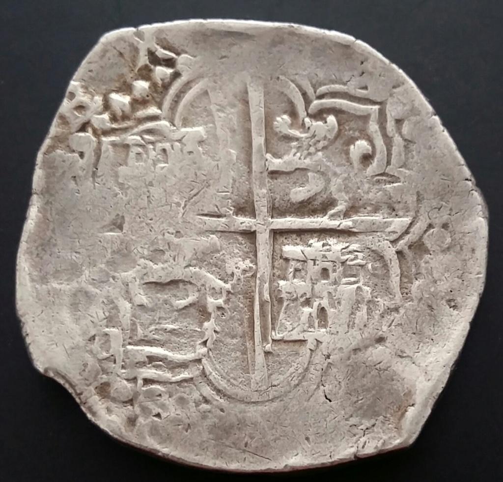 8 Reales. Felipe III. Potosí R 8_rea130