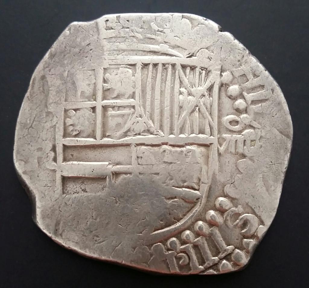 8 Reales. Felipe III. Potosí R 8_rea131