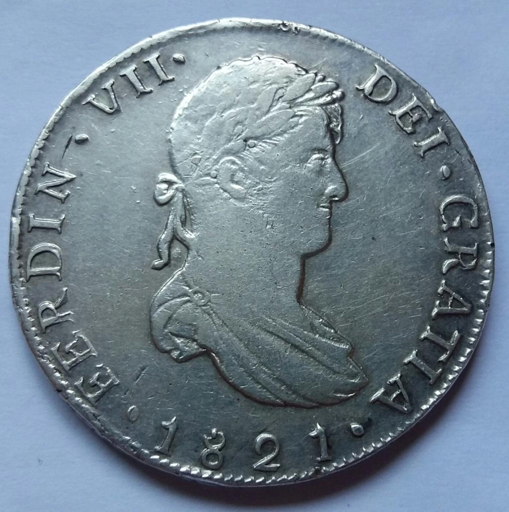8 Reales 1821. Fernando VII. Guanajuato JM - Página 2 8_real70